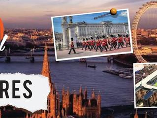 Viagem Musical #1: Londres