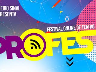 PROFESTEATRO - Festival Nacional de Teatro de Congonhas.