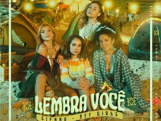 Sienna Belle lança single em parceria com o grupo BFF Girls.