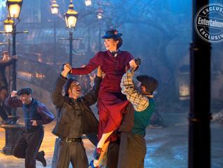 O Retorno de Mary Poppins tem novo trailer e data de estreia no Brasil