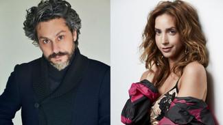 Alexandre Nero e Kiara Sasso estarão em Beetlejuice – Os Fantasmas se Divertem