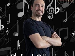 Rafael Oliveira dará aulas em curso A Cena Musical