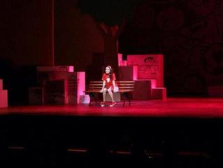 Entrevista com Thaynara Bergamim, a Julieta, do musical Menino Maluquinho