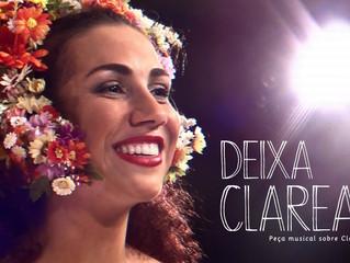 Deixa Clarear, um musical sobre Clara Nunes
