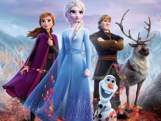 5 motivos para você ver Frozen II no cinema.
