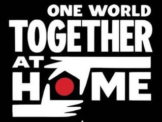 """Artistas de Musicais no """"Together at Home"""""""