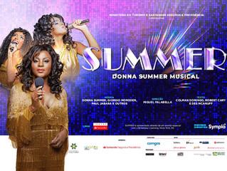 Donna Summer de volta aos palcos de São Paulo