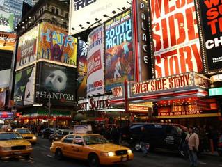 10 espetáculos da Broadway