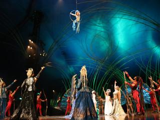 Amaluña, Cirque du Soleil chega a São Paulo