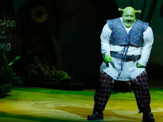 Shrek: muitos musicais em um só
