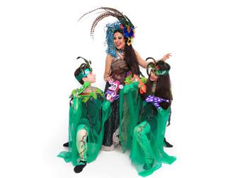 'Meu Mundo Amazônia - Um Musical da Floresta' estreia em abril