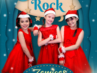 Cantoras e atrizes mirins montam grupo Zamigas e lançam single natalino
