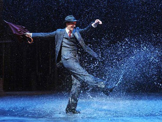 Singin' in the Rain – Tour no Reino Unido