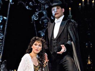 Dez longos anos: O Fantasma da Ópera