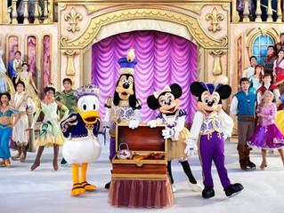 #DISNEY O Maravilhoso mundo Disney on Ice: A Magia no RJ!
