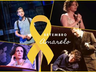 Setembro Amarelo – Confira Musicais que Contribuem Para a Discussão do Tema