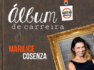 Álbum de Carreira com Marilice Cosenza