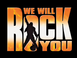 Bastidores de 'We Will Rock You'