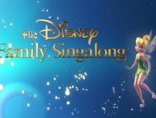 The Disney Family Sing Along