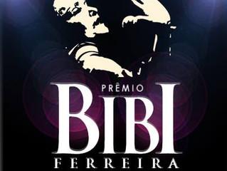 Em sua 3ª edição o Prêmio Bibi Ferreira mostra que veio pra ficar.