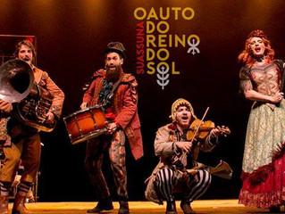 """Musical """"Suassuna – O Auto da Reino do Sol"""" está entre os indicados ao Prêmio da Música Brasileira"""