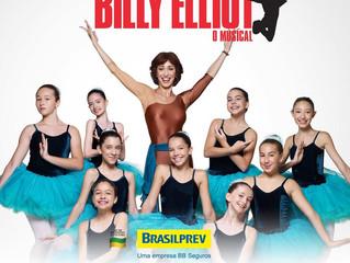 """Apresentado pela Brasilprev, """"Billy Elliot, O Musical"""" encanta o público"""