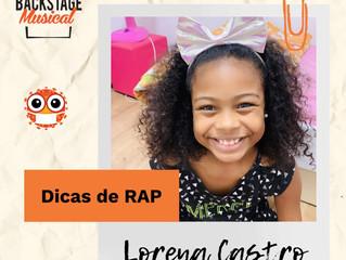 #QuarEntrerendo com Lorena Castro