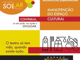 Projeto SOL nosso LAR visa manutenção do Espaço Cia da Revista e apoio à população de rua da região.
