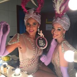 Mariana Barros e Luana Zenun