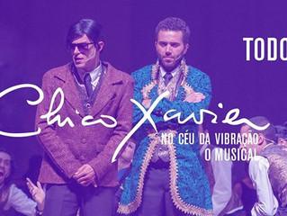 Vida de Chico Xavier será contada em musical e está captando patrocínio