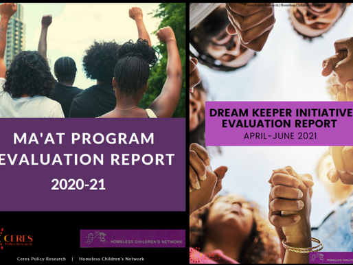 HCN Ma'at and Dream Keeper Reports