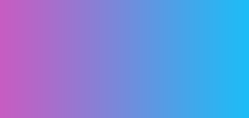 Violet - Bleu dégradé