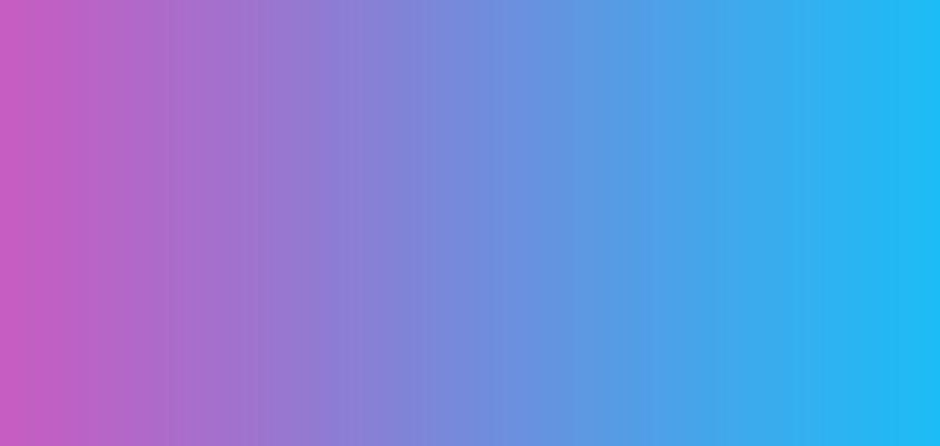 Fialová - modrá Gradient