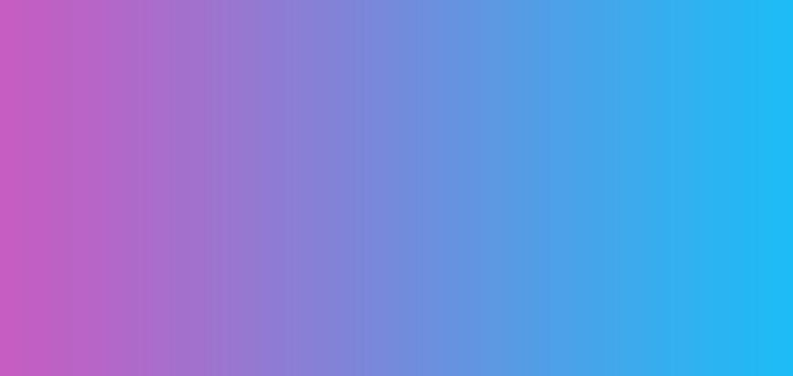 Púrpura - azul degradado