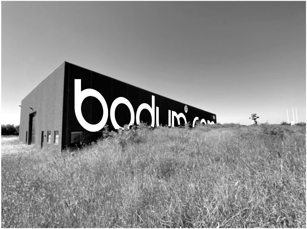 BODUM New Warehouse Signage