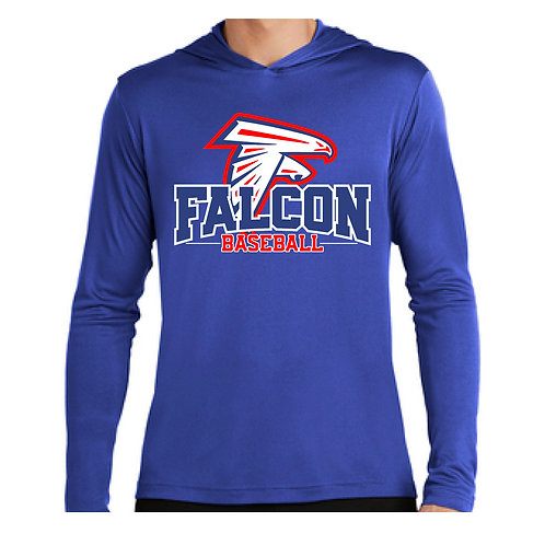 Falcon Baseball Dri-Fit Hoodie