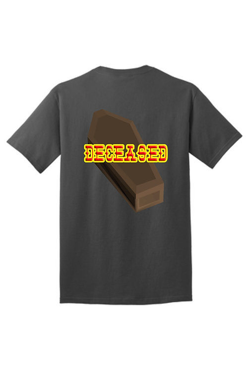 Rence The Fence Deceased Shirt