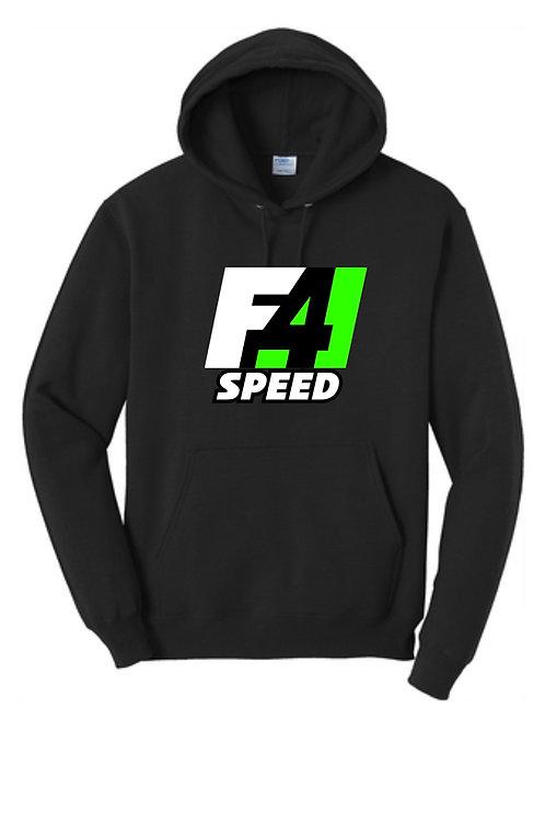 F4Speed Hoodie - Green