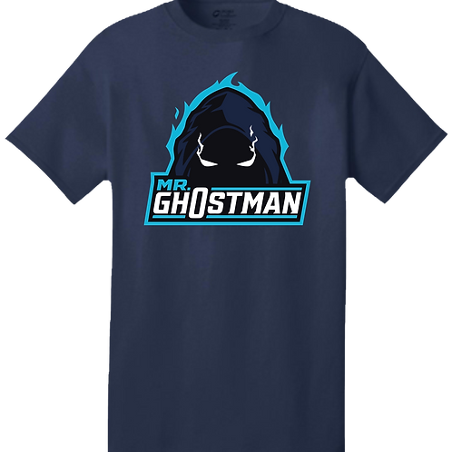 Mr. Gh0stman Shirt
