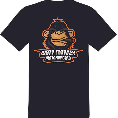 Dirty Monkey Motorsports Team Shirt