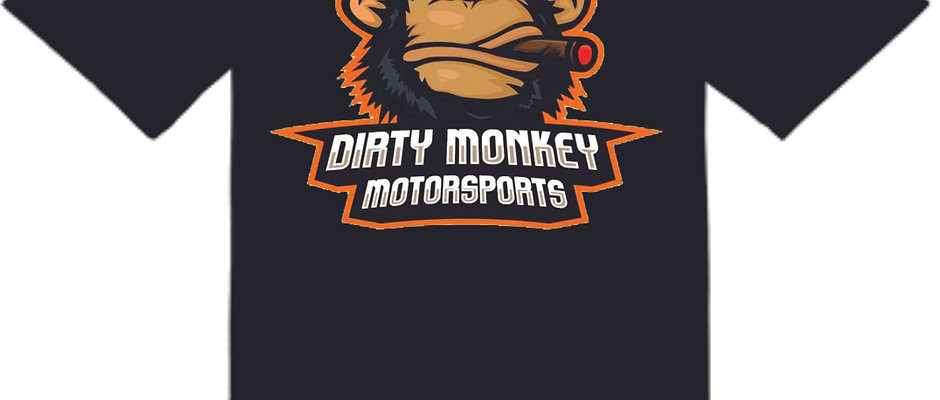 Dirty Monkey Motorsports Team Shirt