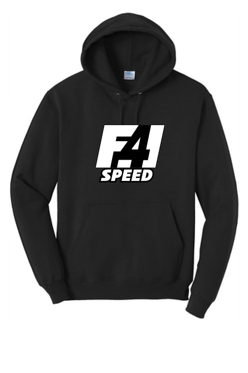F4Speed Hoodie -White