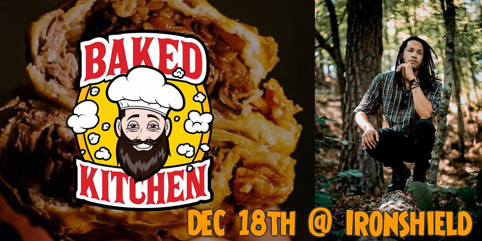 Baked Kitchen Food Truck & Brandon Quiles Live Music
