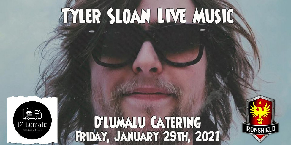 Tyler Sloan Live Music & D'Lumalu Food Truck