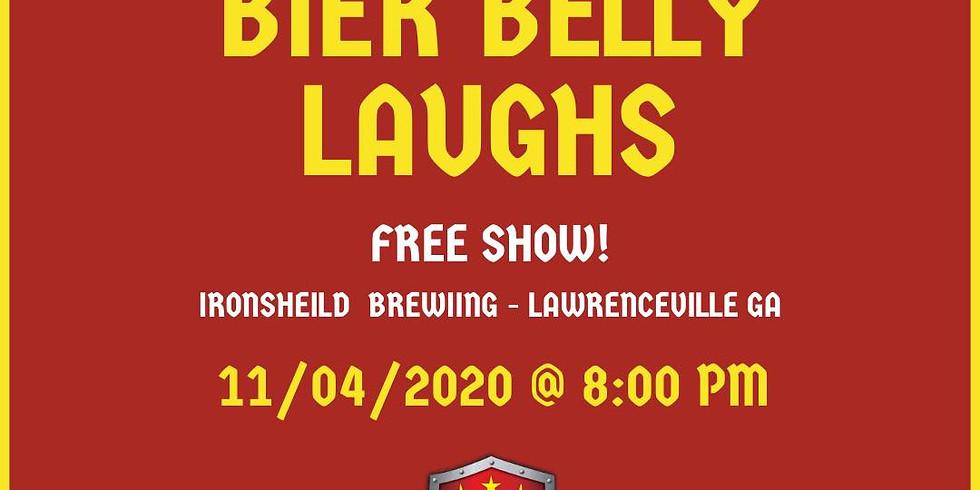 Bier Belly Laughs!
