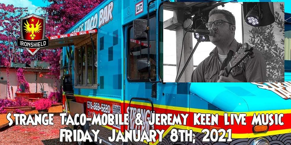 Jeremy Keen Live Music & Strange Taco Food Truck