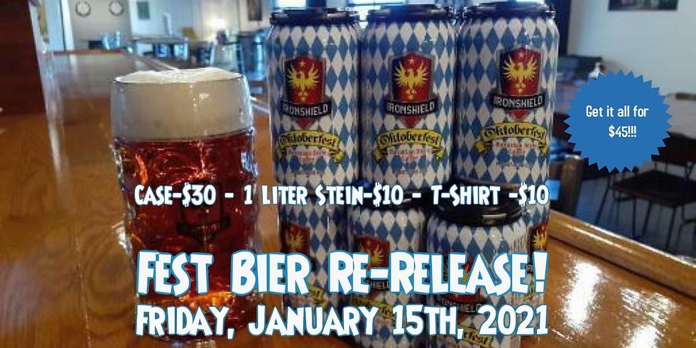 Fest Bier Re-Release!