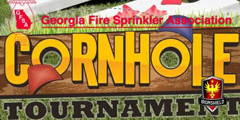 Georgia Fire Sprinkler Association Cornhole Tournament!