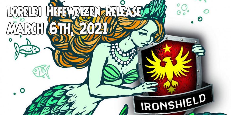 Lorelei Hefeweizen Release!