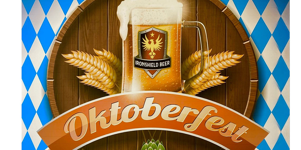 Oktoberfest at Ironshield!